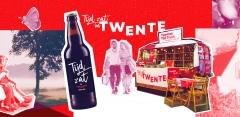 Visit Twente campaign brand identity