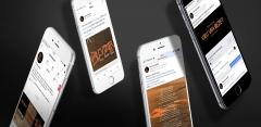 Vrij van bezet Free from occupied brand activation social campaign