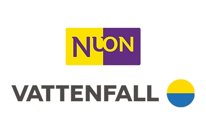 Nuon-Vattenfall logo